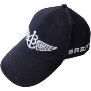 Other - Breitling Navy Blue Baseball Style Hat - NEW